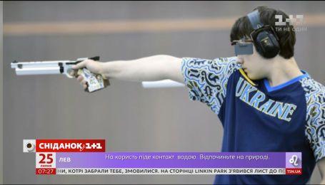 Український стрілок Павло Коростильов став першим на чемпіонаті Європи в Баку