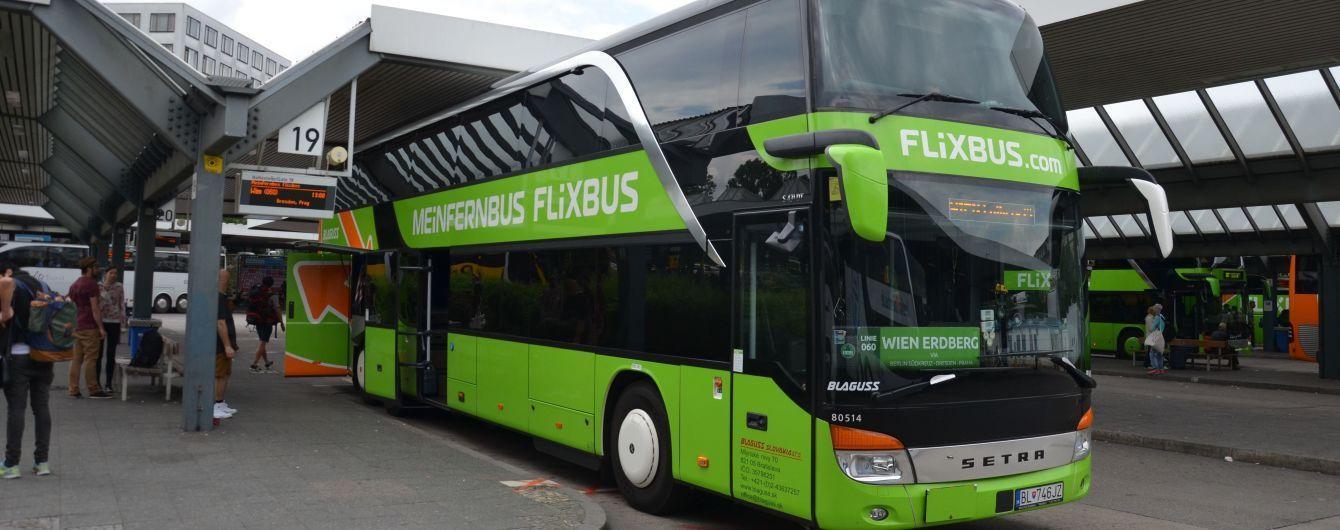 FlixBus запустил первый автобус на солнечных батареях