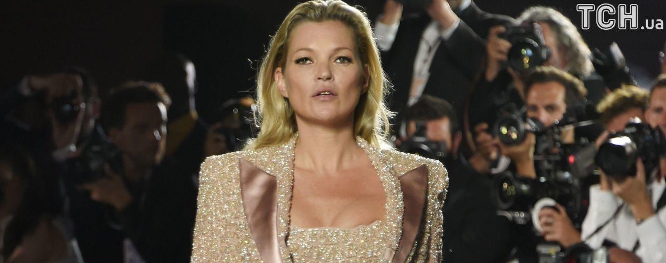 Стало известно, кто подвинул Кейт Мосс в рейтинге самых высокооплачиваемых моделей