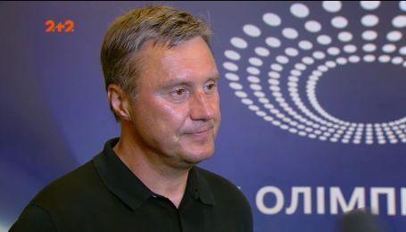 Олександр Хацкевич: Пропущений м'яч дуже засмутив
