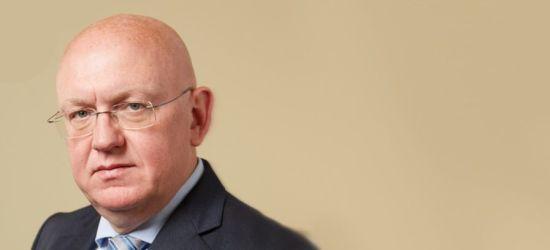 """Представник Росії в ООН заявив про """"мовну інквізицію"""" в Україні"""