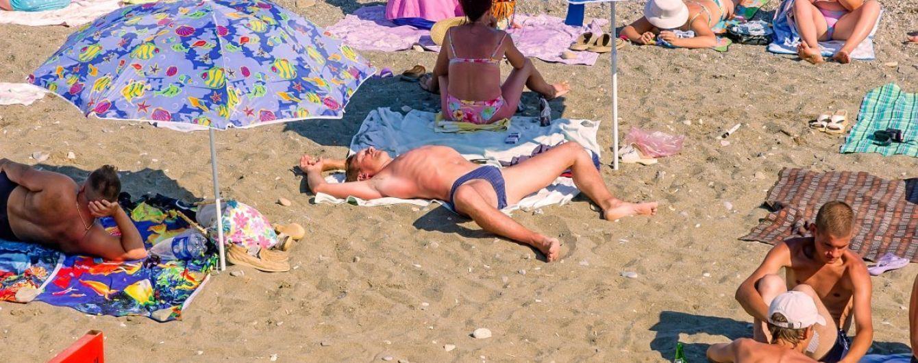 Де купатися небезпечно для здоров'я. Інтерактивна мапа найбрудніших пляжів України