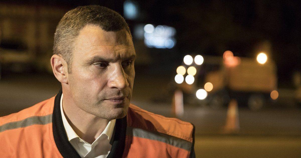 Кличко отримав припис від НАЗК через порушення у КМДА