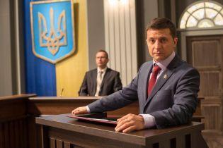 """У новому """"Кварталі"""" Зеленський дотепно обіграв чутки про власні президентські амбіції"""