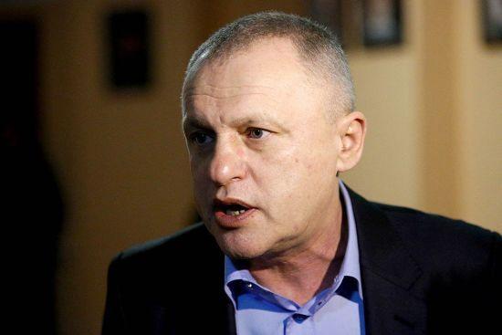 Суркіс: слухати Хацкевича ніхто не хотів, його знімали, звільняли, а він й надалі будує команду
