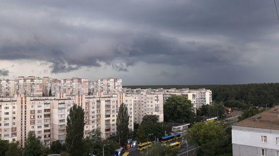 Синоптики попереджають про грози та спеку. Прогноз погоди в Україні на 15 червня
