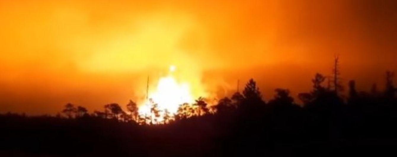 У Росії загорівся магістральний газопровід – ЗМІ