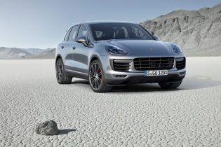 Власти Германии запретили ставить на учет дизельные Porsche Cayenne