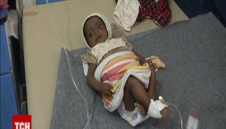 В Йемене каждые десять минут от вспышки холеры умирает ребенок в возрасте до пяти лет