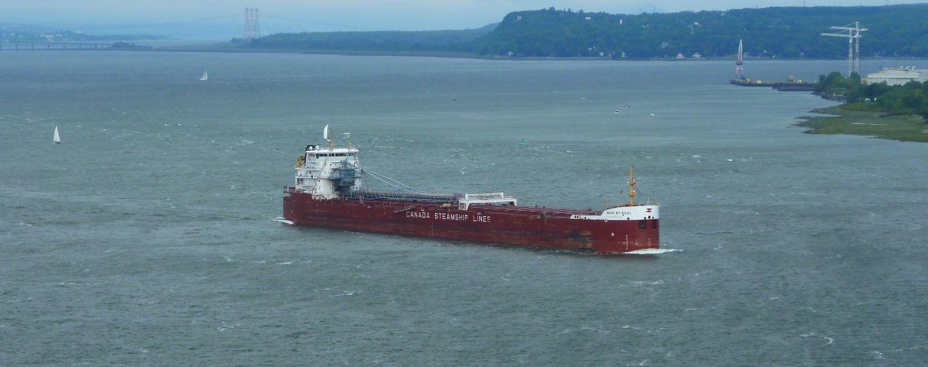 В анексованому Криму зазнав лиха корабель із українцями на борту