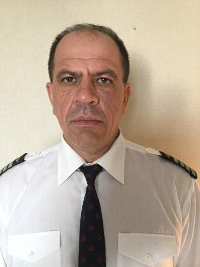 пілот Акопов, який приземлив літак у Туреччині