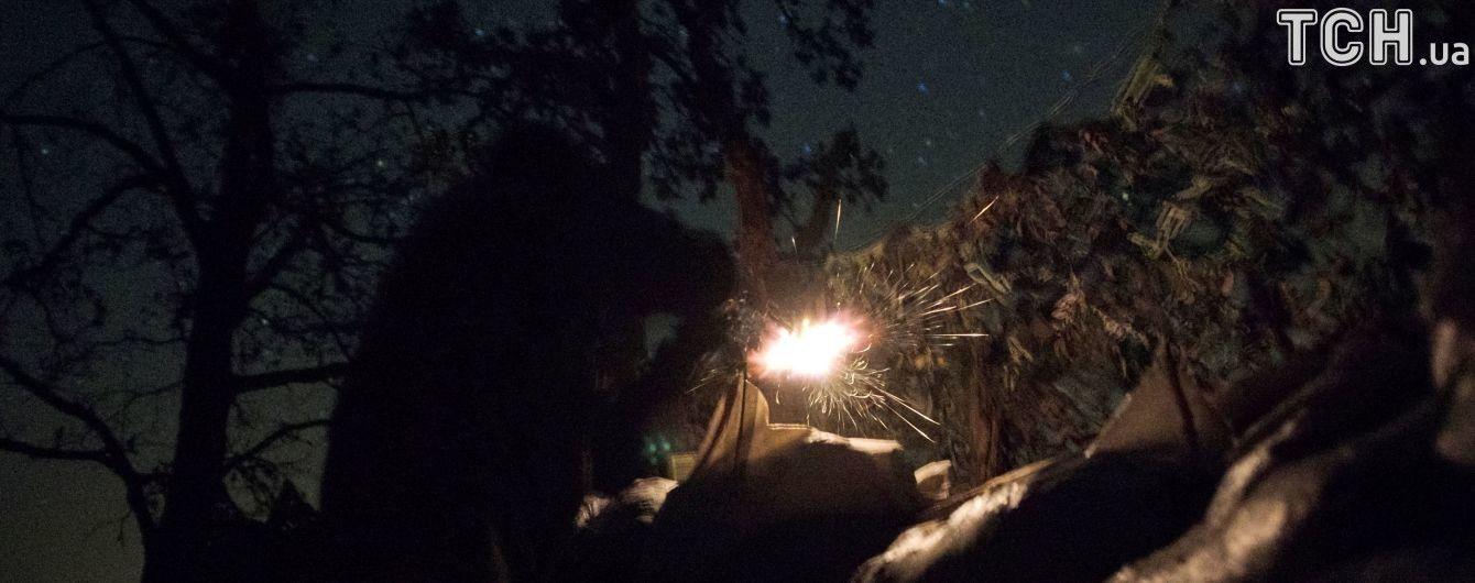 Боевики почти три десятка раз обстреляли позиции ВСУ. Хроника АТО