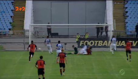 Сталь - Шахтер - 1:2. Эмоции Паулу Фонсеки на последних минутах матча