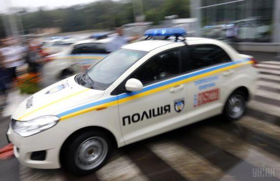 У селі на Запоріжжі водій збив двох дітей