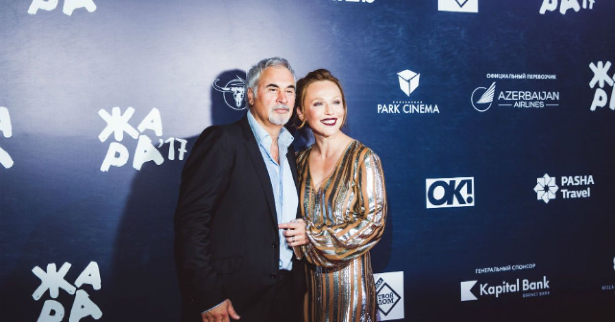Закохані Меладзе і Джанабаєва обіймалися на червоній доріжці відомого фестивалю