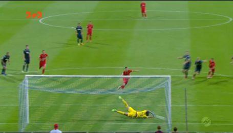 Олімпік - Верес - 0:0. Епічний пенальті у виконанні Вереса