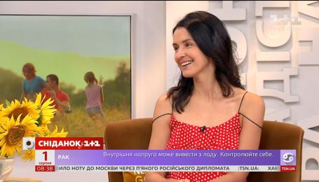 Валентина Хамайко рассказала о своих шагах в карьере