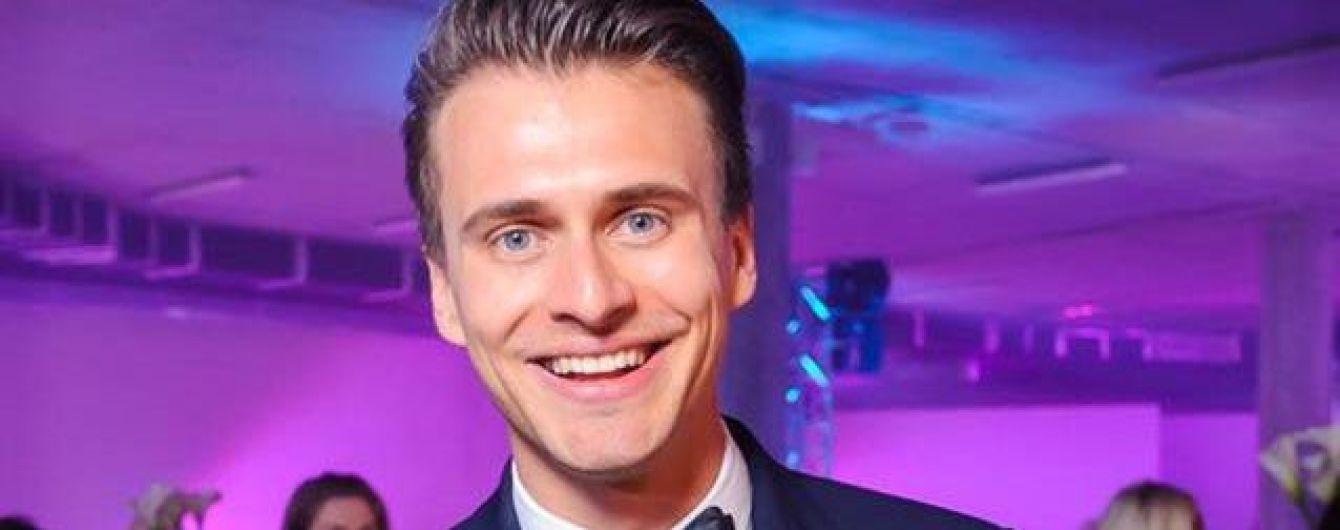 """Ведущий Евровидения-2017 идет в Раду от """"Слуги народа"""""""