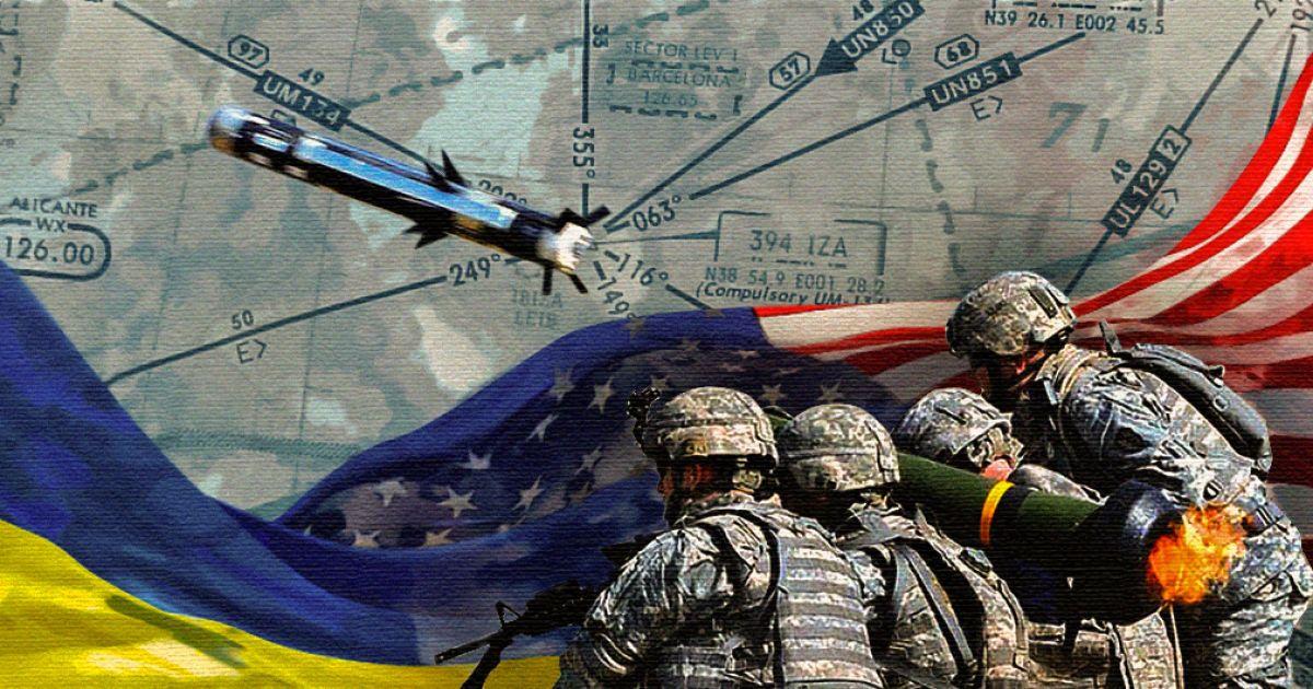 """Эксперт: предоставление Украине оружия с """"Джевелинами"""" нарушит """"красные линии"""" Кремля"""