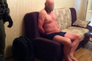 У Києві схопили австрійця, оголошеного у міжнародних розшук за розбещення дітей