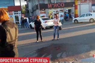 """У столиці """"Корд"""" затримав озброєного стрілка з Коростеня"""
