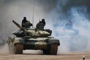 Боевики подтягивают танки и артиллерию к линии разграничения – СЦКК