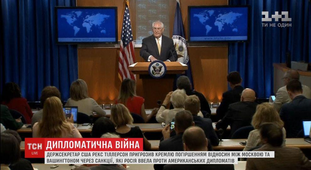 e90e47ed8f0f Американо-российские отношения могут ухудшиться из-за санкций Москвы против  Вашингтона