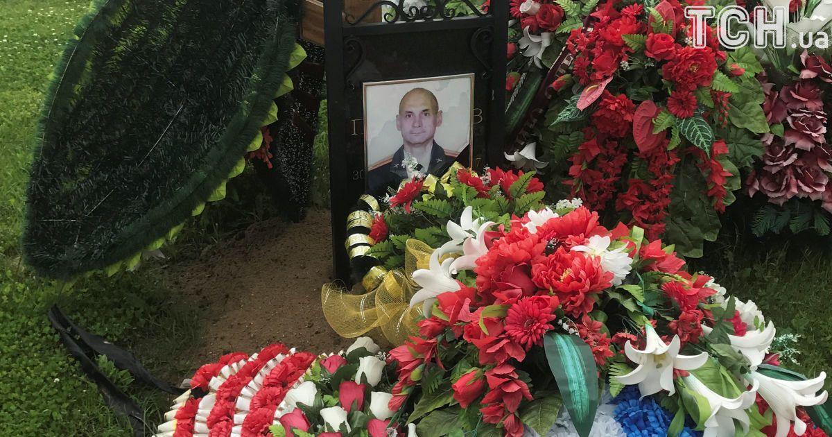 Могилы военных РФ, погибших в Сирии