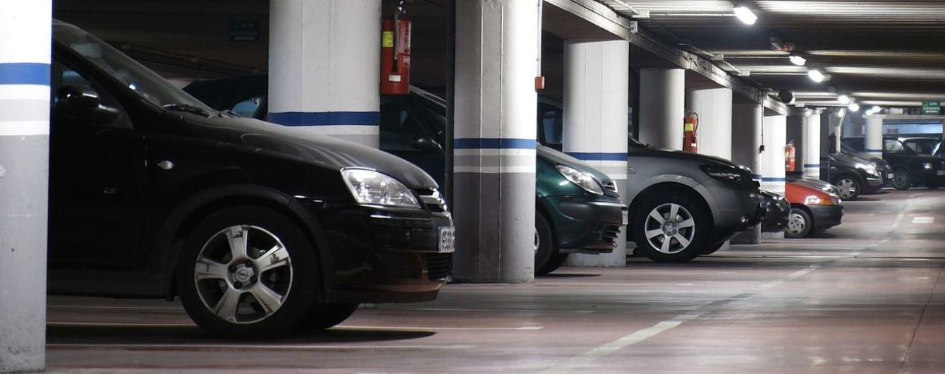 Никакой налички: в Киеве вводится новая система оплаты за парковку