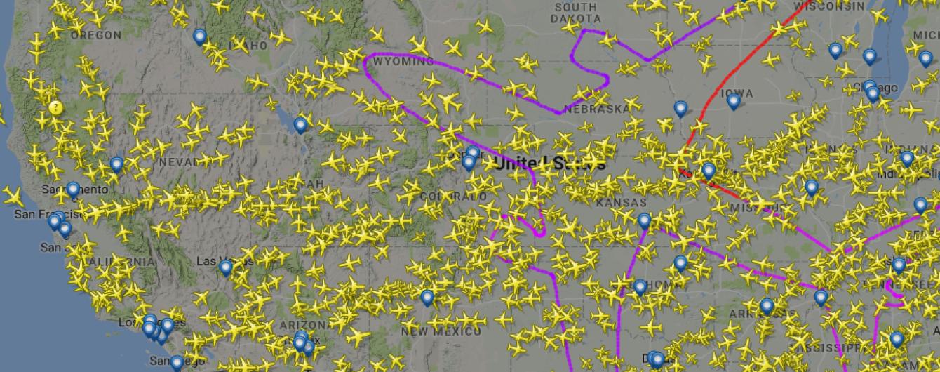 Из Киева в США планируют запустить прямые рейсы