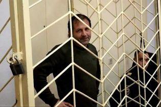 Политзаключенного Балуха этапировали из Симферопольского СИЗО