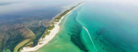 Украинский ответ Мальдивам: отпуск в палатках среди дикой природы на острове Джарылгач