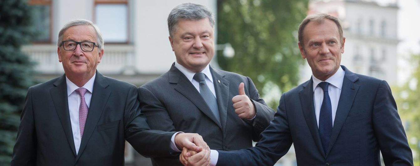 Заслужена відповідь: Порошенко подякував ЄС за санкції проти Росії через турбіни Siemens