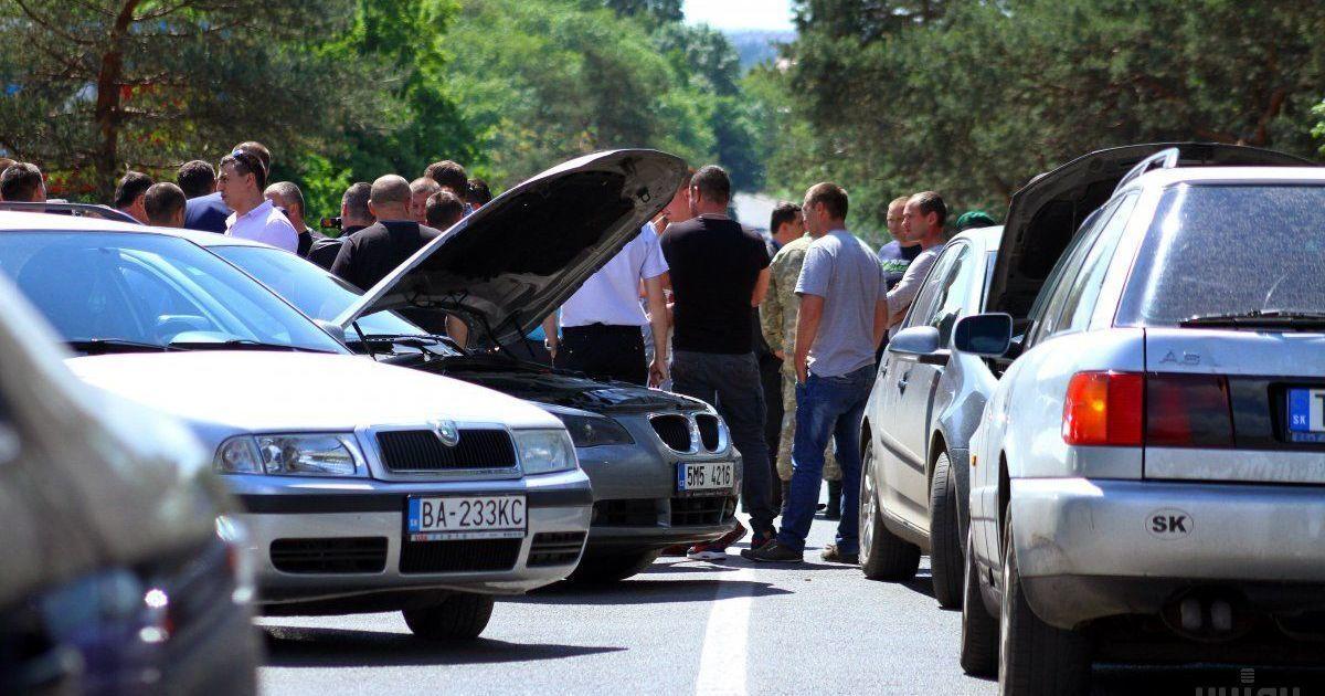 В Одессе запустили автохаб для растаможки подержанных автомобилей