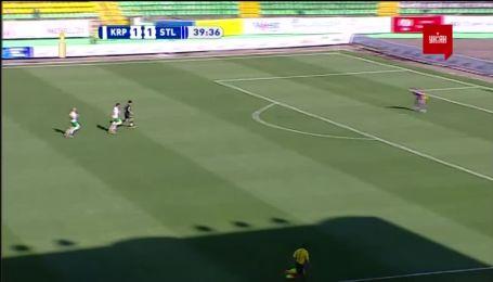 Карпати - Сталь - 3:1. Відео матчу