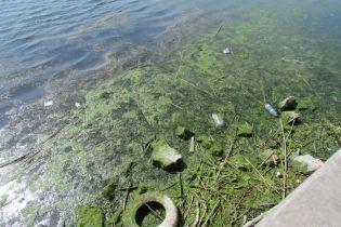 У річку Дніпро із комбінату скинули забруднені води