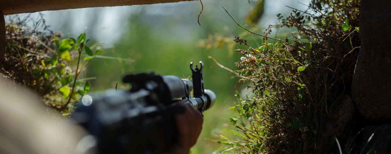 Ситуация на Донбассе. Вследствие обстрелов ранены двое украинских военных