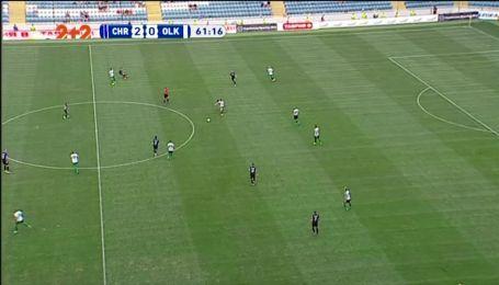 Чорноморець - Олександрія - 2:2. Відео-огляд матчу