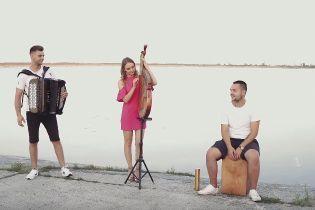 Український гурт заграв надпопулярний хіт Despacito на народних інструментах