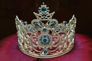У Києві показали дуже коштовну корону для Міс Україна-Всесвіт