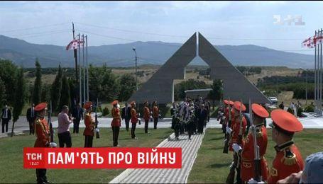 Путин приехал в оккупированную Абхазию, когда Грузия вспоминает годовщину войны с Россией