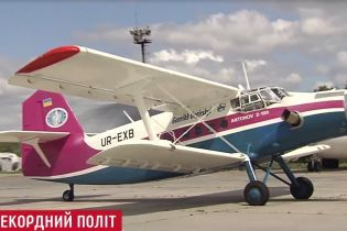 Легендарный Ан-2 пошел на рекорд, несмотря на проблемы на старте