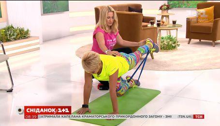 Как накачать ягодицы в домашних условиях: упражнения от фитнес-тренера Ксении Литвиновой