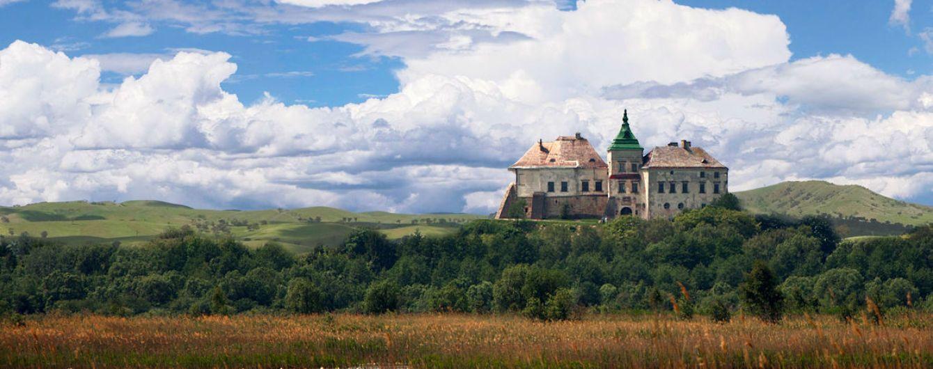 10 украинских замков, у которых обязательно надо сделать селфи
