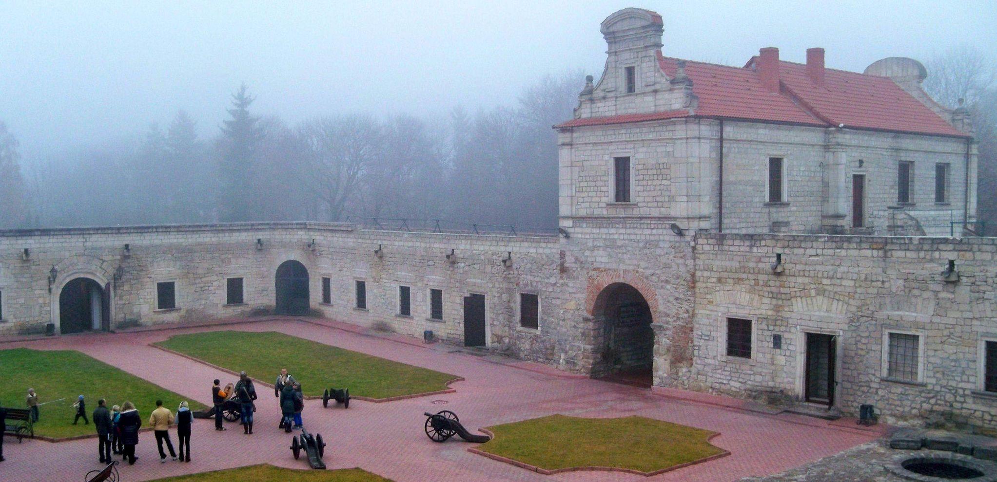 Збараж, Збаразький замок
