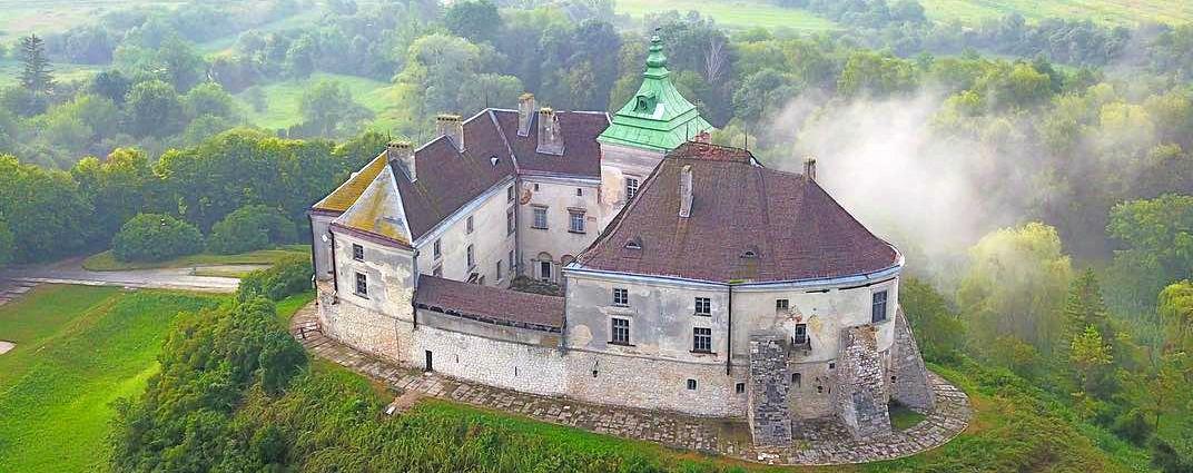 Олеко, Олецький замок