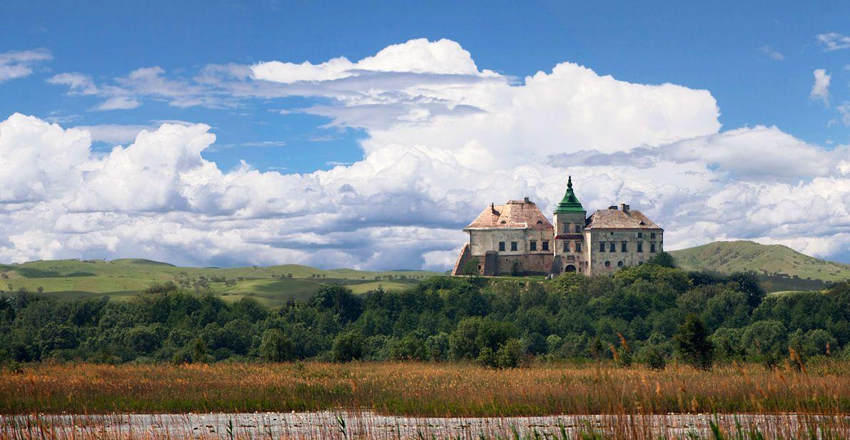 Олеський замок_заг