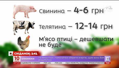 Осенью мясо станет дешевле