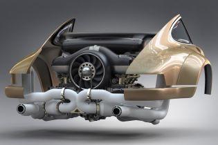Американцы создали мотор для классических спорткаров Porsche