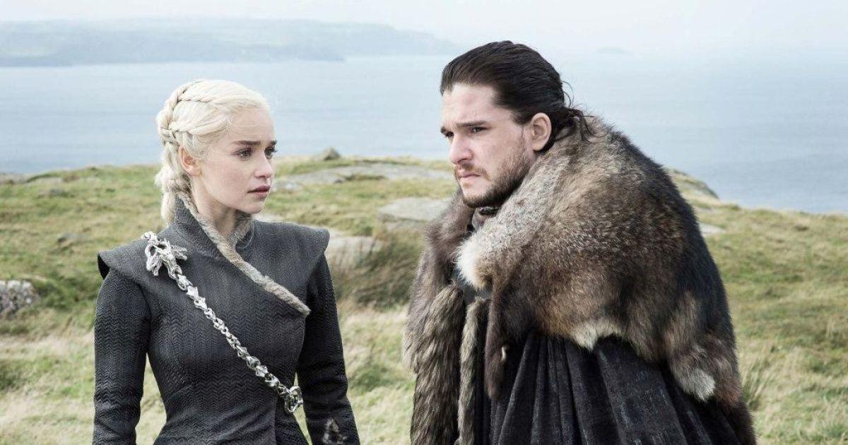 """Дракон і вовк: ЗМІ трішки розсекретили зміст фінальної серії сьомого сезону """"Гри престолів"""""""